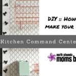 DIY:: How to Make Your Own Kitchen Command Center