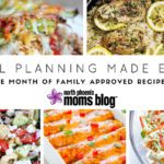 Meal Planning Made Easy :: One Month of Family Approved Recipes