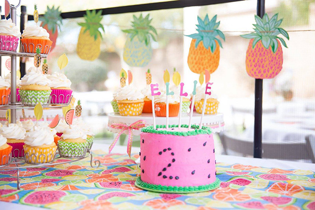 How to Throw a Creative Kids Birthday Party
