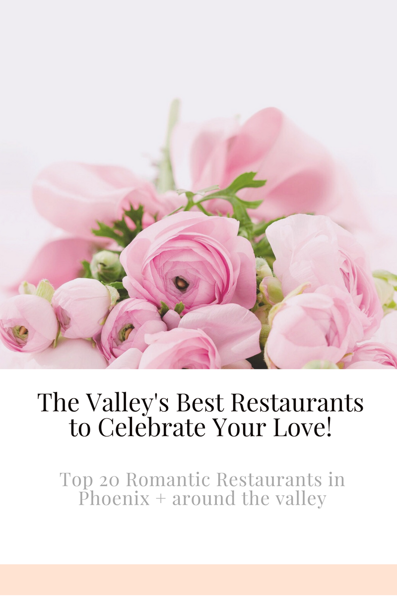 romantic restaurants in Phoenix