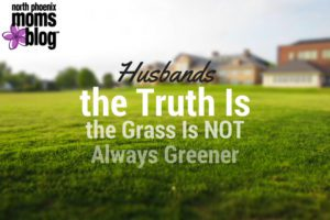 Grass is NOT greener