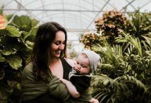 I found myself in motherhood