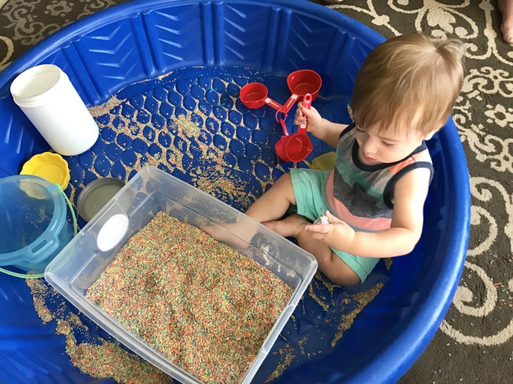 Indoor Activities Toddlers Surviving Sumer