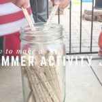 How to Make a Summer Activity Jar for Your Kids