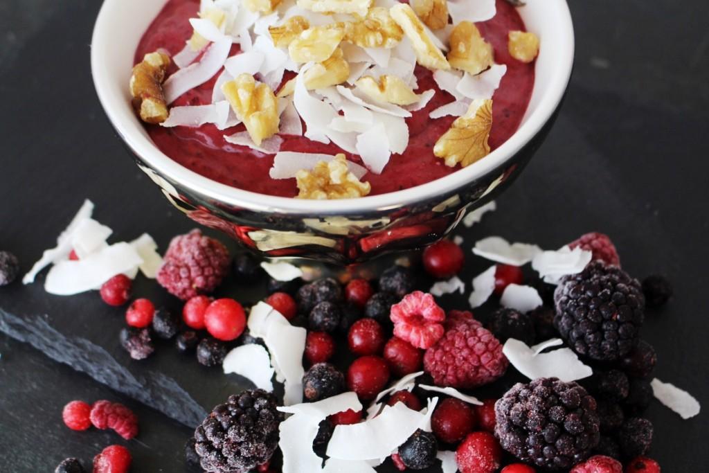 Acai Bowl Breakfast