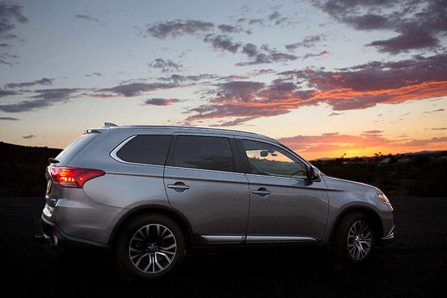 Top Reasons Your Family Will Love the Mitsubishi Outlander