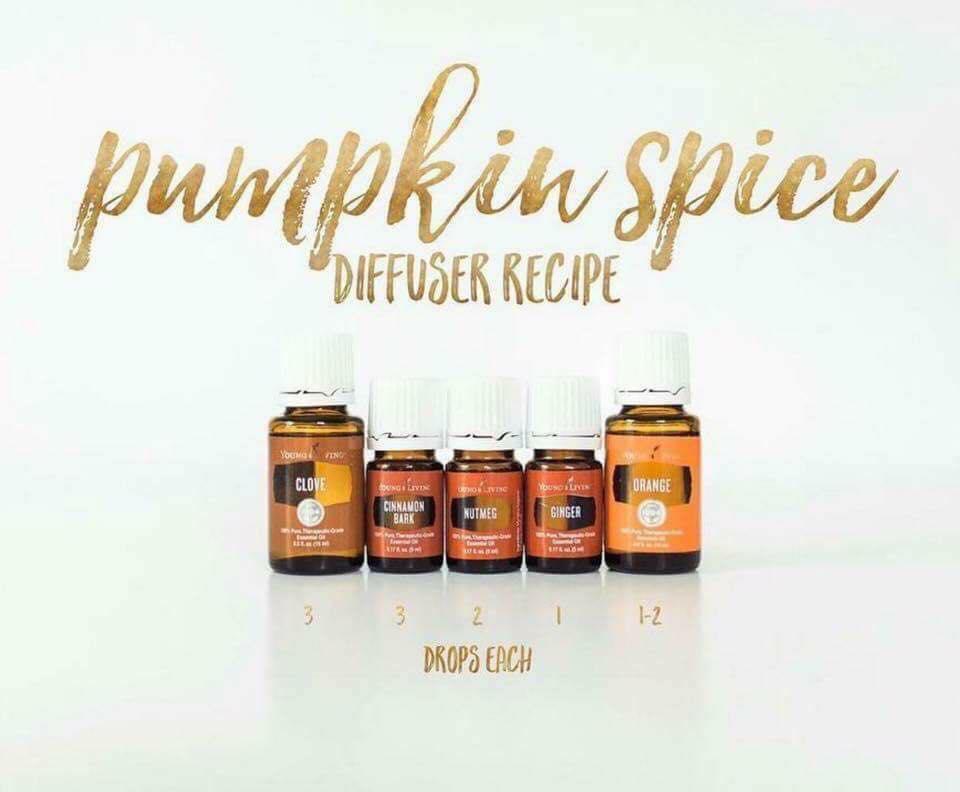 Scented Candles Alternatives Pumpkin Spice Diffuser Recipe