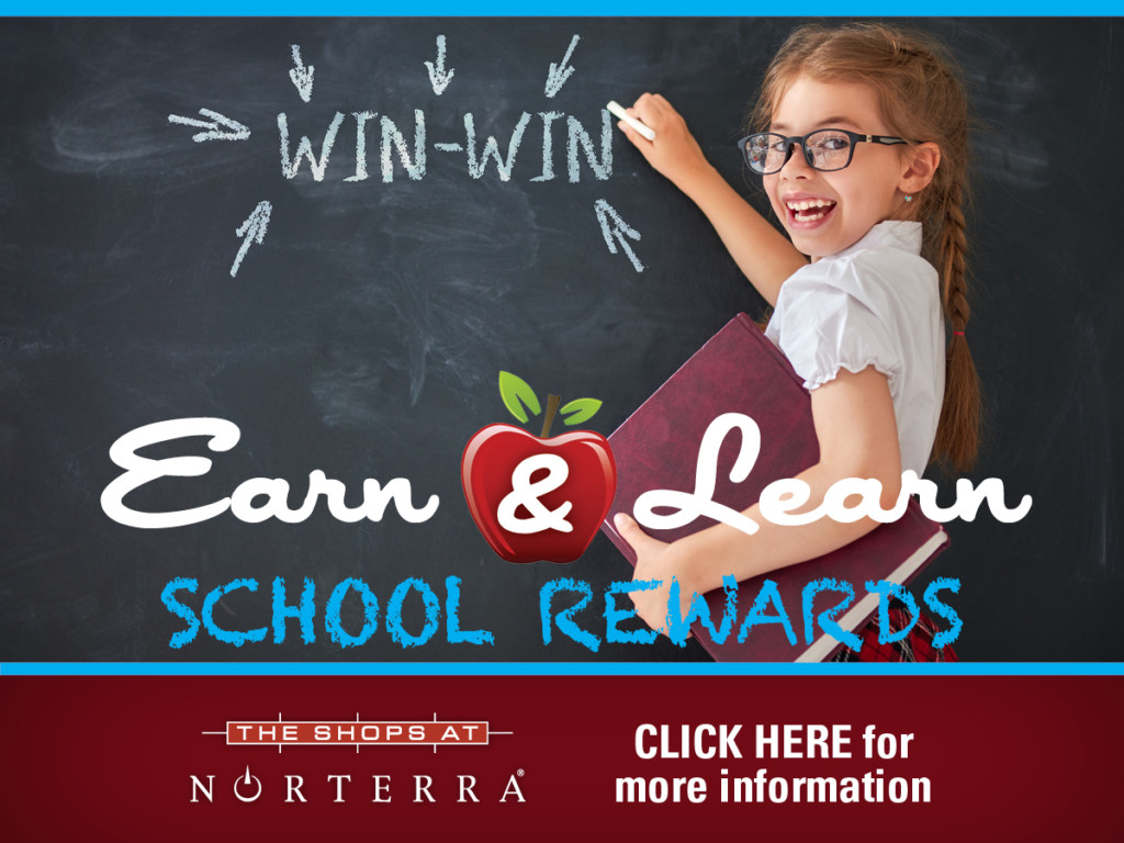 Earn and Learn Shops at Norterra