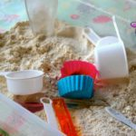 How to Make Cloud Sand for the Best Sensory Play