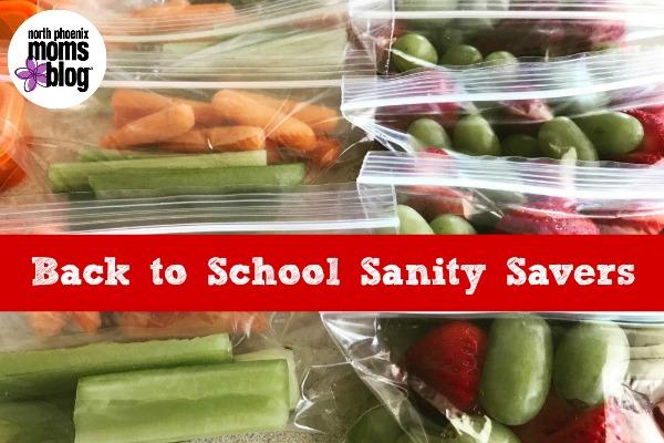 sanity savers