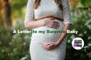 letter to my surprise baby
