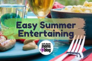 easy summer entertaining