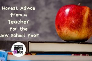 advice from a teacher