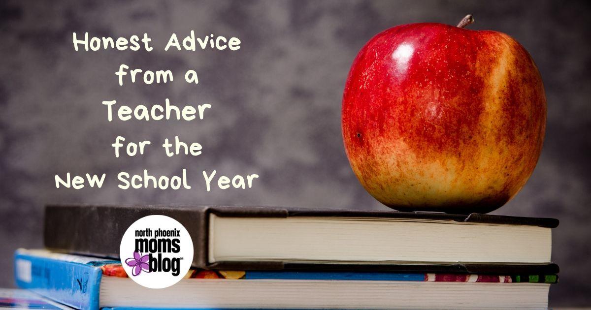 advice from a teacher