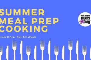 summer meal prep cooking
