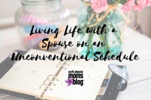 unconventional schedule