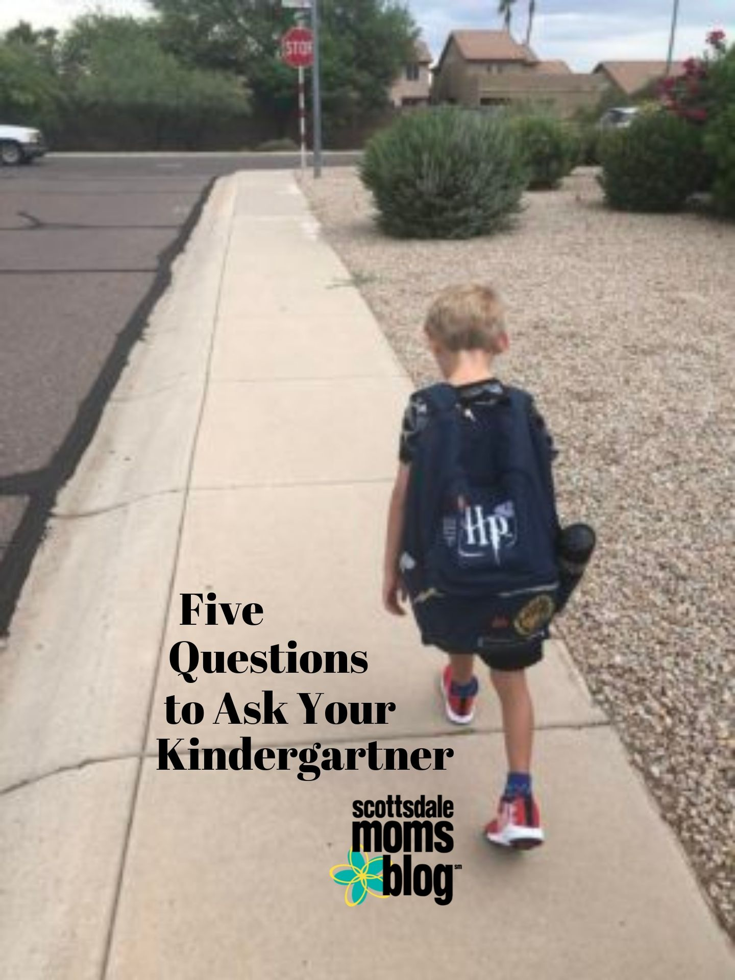 questions to ask your kindergartner