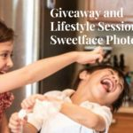 Giveaway and Lifestyle Session with Sweetface Photography