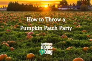 How to Throw a Pumkin Patch Party
