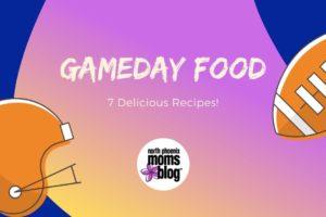 Gameday food