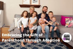 gift of parenthood through adoption