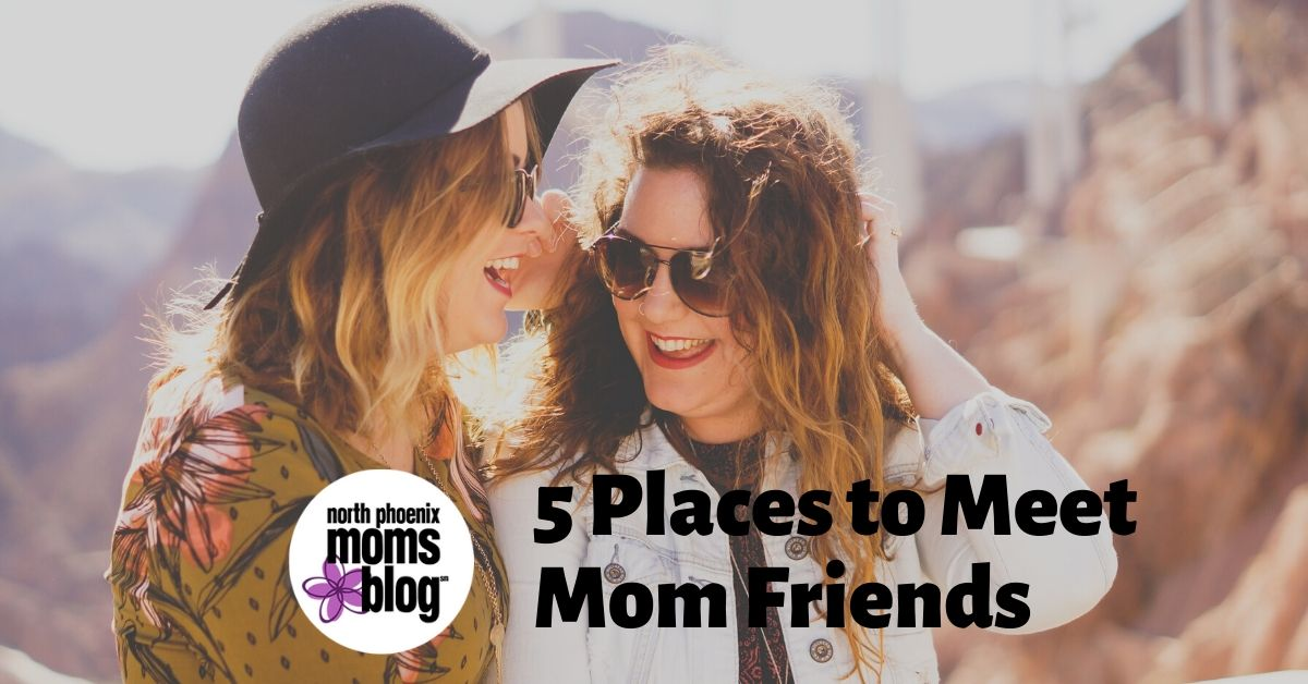 meet mom friends