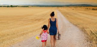 letting go of mom guilt