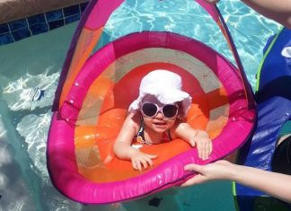 5 Ways to Prepare for Baby's First dip in the Pool
