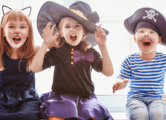 Ideas for Low-Contact Trick-or-Treating