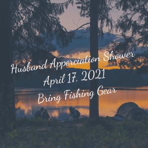 Husband Appreciation Shower Invitation