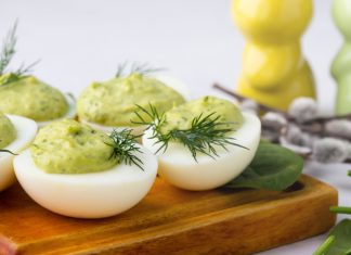 deviled egg