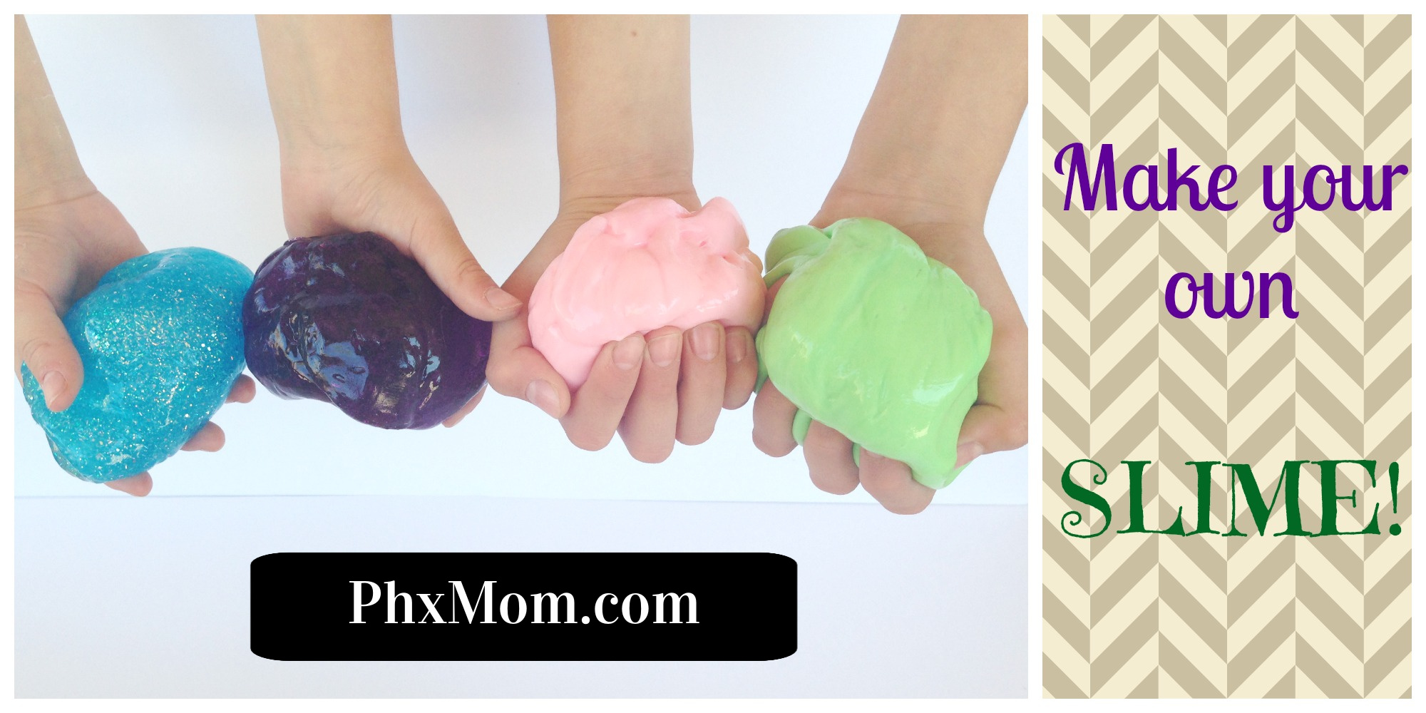 Fun Summer Science Project For Kids: Homemade Slime