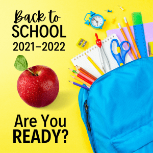 2021-2022 Back to School